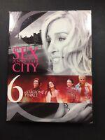 SEX AND THE CITY 6° LA STAGIONE FINALE DVD