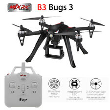 MJX Bugs 3 B3 6-Axis Brushless LED RC Quadcopter w/Camera Mount Cool Smart A8