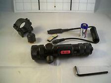 LDM130 Red Laser Long Range 100-250yds Daylight Range Rifle Full size Pistol