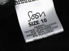 Regular Striped Knit 3/4 Sleeve Tops & Blouses for Women