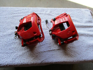Fiat 500 Abarth Brake Callipers (2012) Left and Right
