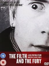 The Filth And The Fury  A Sex Pistols Film [DVD]