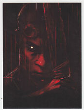 2013 SDCC COMIC CON EXCLUSIVE RIDDICK MOVIE PROMO CARD VIN DIESEL