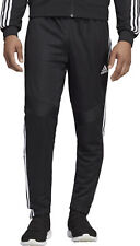 adidas Tiro 19 Mens Training Pants Black Stylish Joggers Football Bottoms