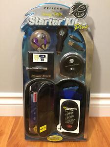 NIP- Pelican for Sony PSP starter kit plus