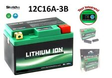 SKYRICH BATTERIA LITIO 12C16A-3B BATTERY LITHIUM BMW R 1150 R 2001 - 2006