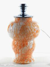 WMF Ikora Glas Lampe ° 30's Tischlampe ° art deco glass lamp ° (9)