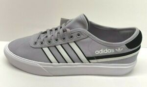 Adidas Size 9.5 Gray Sneakers New Mens Shoes