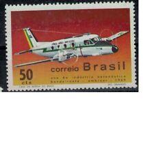 Brazilie mi 1237  (1969) plakker - mh - x