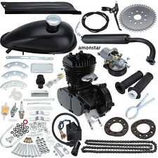 "New fit 26""/ 28"" Bicycle 49cc 50cc 2 Strokes Motorized Gas Engine Bike Motor Kit"