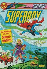 Superboy 1984/ 25 (Z0, St), Ehapa