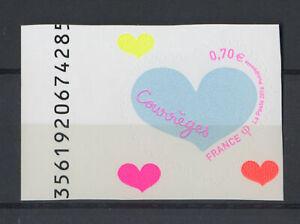 FRANCE AUTOADHESIFS COURREGES 1230, BdF,neufs xx, LUXE. TIRAGE 23000