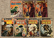 Star Spangled War Stories - Lot of 7