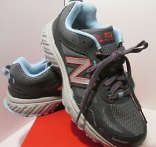 New Balance 510 V4 All terrain Trial Running Shoes Ladies 6.5 Gray (8-1225-S5)