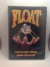 FLOAT MAGIC DVD LEARN TO MAKE OBJECTS DEFY GRAVITY!
