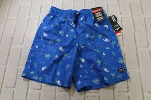 Speedo Beach Time Redondo Volley Shorts, Big Boy's Size XL, Blue NEW