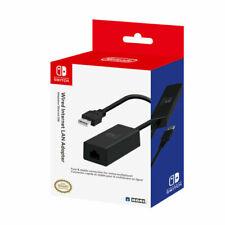 HORI NSW-004U Adattore LAN per Nintendo Switch - Nero