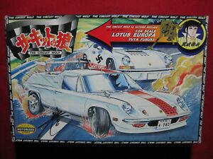 Lotus Europa Yuya Fubuki 1/24 Doyusha Motorized Kit Circuit Wolf Satoshi Ikezawa