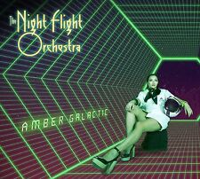 THE NIGHT FLIGHT ORCHESTRA - Amber Galactic CD