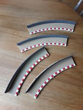 Scalextric  (X4) -  TRACK BARRIERS INCLUDED