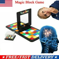 2019 Magic Block Game Of Brains - Kids & Adults Family Board Game Toys Gifts US