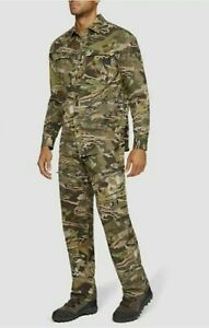 $120 Under Armour ArmourVent™ NFZ Forest Camo Field Pants Size 30x30 1328537 940