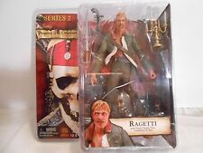 Pirates of the Caribbean ~ Curse of the Black Pearl~Series 2 ~ RAGETTI ~ NEW