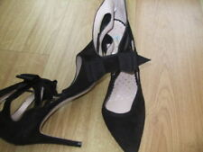 Boden Suede Strappy, Ankle Straps Heels for Women