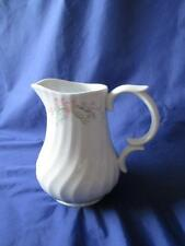 Royal Worcester PINK WHISPER Large Jug (New)