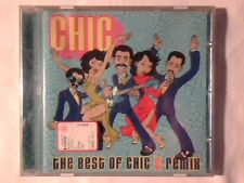 CHIC The best of & remix cd GERMANY NILE RODGERS