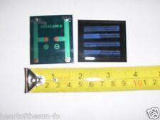 2V-50 mA. Mini Solar Panel   epoxy encapsulated virtually indestructible .1watt