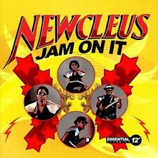 Newcleus - Jam on It [New CD] Extended Play, Manufactured On Demand