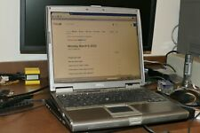 Dell Latitude D610, Windows XP Pro ATI Mobility X300, Serial & Parallel Ports