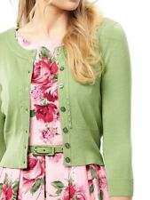 Review Chessie Cardigan Size 10 Leaf Green