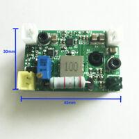 0.1W-1.5W 505nm-532nm 12V Laser Diode Module Driver Board Circuit w/h TTL Slot