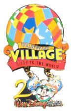Disney Pin - WDW - Millennium Village 2000 Fab 3 Dangle