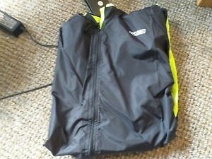 Windproof Waterproof MTB Bike Coat Outdoor Sports Cycling Jacket Size Large