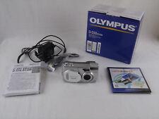 Olympus D-550 Zoom Digital Camera Non Working Parts Repair Replace