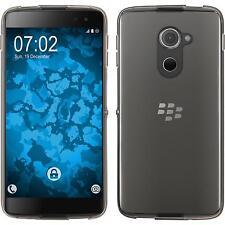 Coque en Silicone BlackBerry DTEK60 transparent Crystal Clear