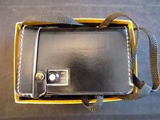 Vintage KODAK INSTAMATIC M16 MOVIE CAMERA Ektanar Lens 13mm w/ Black Case