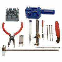 16pcs/set Watch Repair Watch Band Tool Set for Repairing Quartz Mechanical Watch