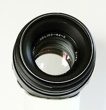 Helios-44-2 58mm f2 prime lens M42 mount – Great Bokeh lens in fine condition