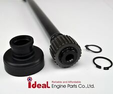 Rear Prop Propeller Drive Shaft assy Seal Coupling for Yamaha Rhino 660 04~07