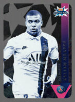 TOPPS UEFA CHAMPIONS LEAGUE CRYSTAL 2019/20 - KYLIAN MBAPPE UCL MASTER CARD