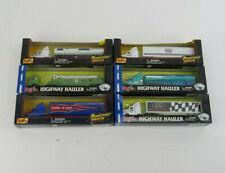 Maisto Highway Transport Hauler Die Cast Model Truck Lot NIP