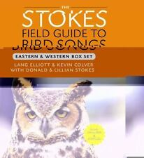 Stokes Field Guide to Bird Songs: Eastern Region, Stokes, Donald, Stokes, Lillia