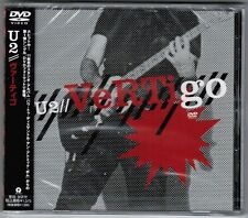 Sealed! U2 Vertigo JAPAN DVD-SINGLE UIBI-5003 w/OBI Free S&H/P&P