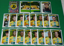 PANINI FOOTBALL FOOT 2005 FC NANTES FCNA CANARIS COMPLET FRANCE 2004-2005