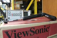 FLUKE VICTOREEN MODEL 190 RADIATION SURVEY METER W/PROVE 489-110D