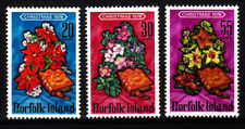 1978 Norfolk Island Christmas MUH - Complete Set